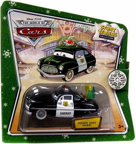 Disney / Pixar CARS Movie 1:55 Die Cast Story Tellers Collection Holiday Spirit Sheriff