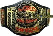 ECW Wrestling Replica Belts