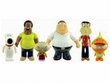 Family Guy Playmates Action Figures Series 1