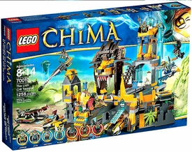 LEGO Legends of Chima Set #70010 The Lion CHI Temple