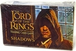 Lord of the Rings Collectible Trading Card Game Sealed Boxes