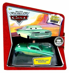 Disney / Pixar CARS Movie 1:55 Die Cast Story Tellers Collection Wedding Day Ramone