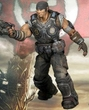 "Gears of War NECA 3 3/4"" Action Figures"