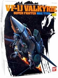 Robotech Macross Bandai Model Kit 1/72 Scale VF-1J Valkyrie Super Fighter [Max Type]