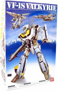 Robotech Macross Bandai Transforming Model Kit 1/72 Scale VF-1S Valkyrie Super Fighter