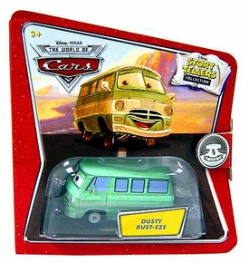 Disney / Pixar CARS Movie 1:55 Die Cast Story Tellers Collection Dusty Rust-Eze