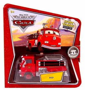 Disney / Pixar CARS Movie 1:55 Die Cast Story Tellers Collection Red
