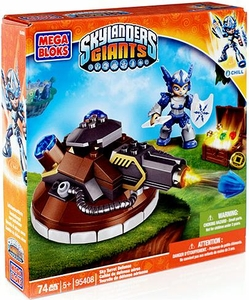 Skylanders Giants Mega Bloks Set #95408 Sky Turret Defense BLOWOUT SALE!