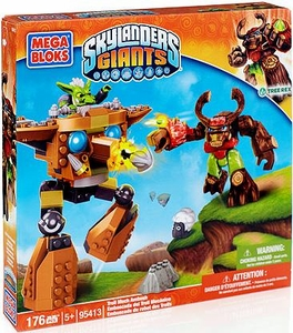 Skylanders Giants Mega Bloks Set #95413 Troll Mech Ambush BLOWOUT SALE!