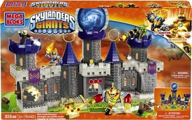 Skylanders Giants Mega Bloks Set #95443 Dark Castle Conquest