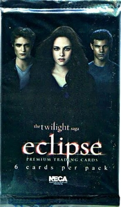 NECA Twilight Eclipse Movie Series 1 Trading Card Pack