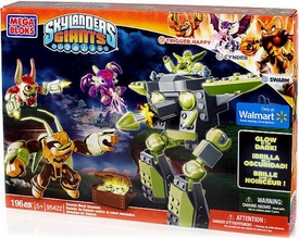 Skylanders Giants Mega Bloks Exclusive Set #95422 Swarm Mech Invasion