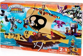 Skylanders Giants Mega Bloks Set #95442 Crusher's Pirate Quest