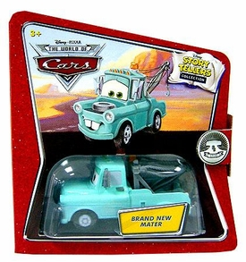 Disney / Pixar CARS Movie 1:55 Die Cast Story Tellers Collection Brand New Teal Mater