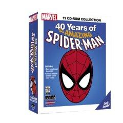 Comic Books Spider-Man CD-ROM 40 Years of the Amazing Spider-Man