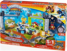 Skylanders Giants Mega Bloks Set #95423 Ultimate Battle Arcade