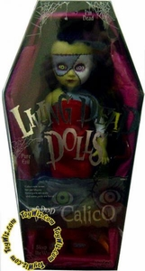 Mezco Toyz Living Dead Dolls Series 6 Calico