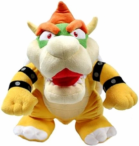 Super Mario Brothers 16 Inch Plush Bowser