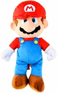 Super Mario Bros. Plush Backpack Mario