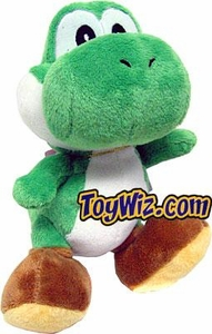 Nintendo Super Mario Brothers Mario Party 6 Inch Plush Figure Green Yoshi