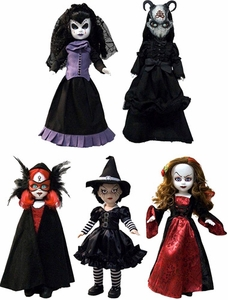 Mezco Toyz Living Dead Dolls Series 26 Set of 5 Figures