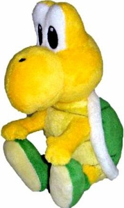 Super Mario Brothers 5 Inch Plush Koopa Troopa