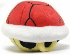 Super Mario Kart Wii Volume 2 Mini Plush Figure Red Turtle Shell