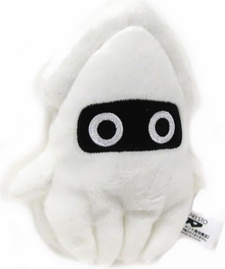 Super Mario Kart Wii Volume 2 Mini Plush Figure Blooper the Squid