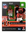 OYO Football NFL Building Brick Minifigure BenJarvus Green-Ellis [Cincinnati Bengals]