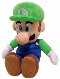 Super Mario Bros. Plush Backpack Luigi