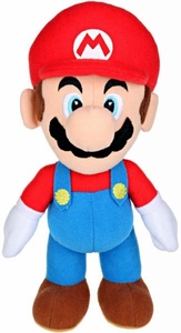 Popco Super Mario Brothers 6 Inch Series 2 Plush Figure Mario