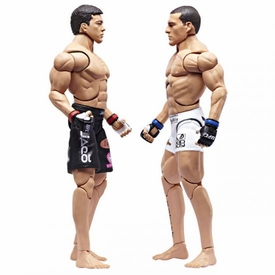 UFC Jakks Pacific Series 2 Deluxe Action Figure 2-Pack Shogun Rua vs. Lyoto Machida