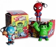 Marvel Tokidoki Frenzies Clip On Figures