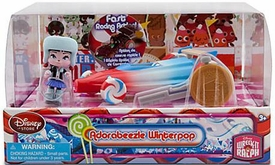 Wreck-It Ralph Movie Exclusive Sugar Rush Racer Vehicle & Figure Adorabeezle Winterpop