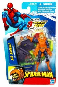 Spider-Man 3.75 Inch Action Figure Air Assault Hobgoblin