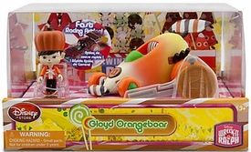 Wreck-It Ralph Movie Exclusive Sugar Rush Racer Vehicle & Figure Gloyd Orangeboar