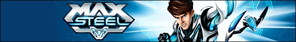 Max Steel Toys & Action Figures