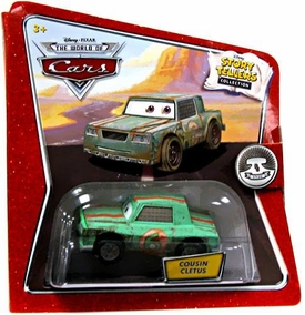 Disney / Pixar CARS Movie 1:55 Die Cast Story Tellers Collection Cousin Cletus