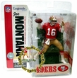 McFarlane Toys NFL Legends 1, 2 & 3