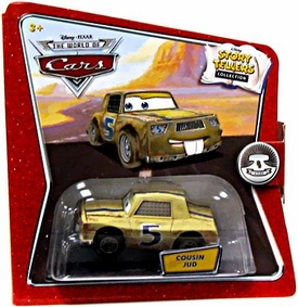 Disney / Pixar CARS Movie 1:55 Die Cast Story Tellers Collection Cousin Jud