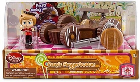 Wreck-It Ralph Movie Exclusive Sugar Rush Racer Vehicle & Figure Rancis Fluggerbutter