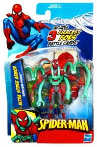 Spider-Man 3.75 Inch Action Figure Spider-Man with Ultra Armor
