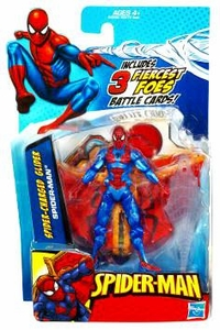 Spider-Man 3.75 Inch Action Figure Spider-Charged Glider Spider-Man