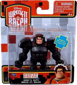 Wreck-It Ralph Movie 3 Inch Mini Figure Hero's Duty Wreck-It Ralph