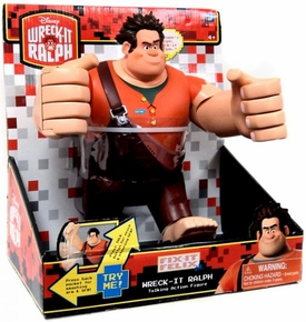 Wreck-It Ralph Movie 12 Inch DELUXE Talking Figure Ralph