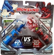Monsuno Combat 2-Pack Charger {Core-Tech} VS Moonfire {Eklipse} [2 Figures, 2 Cores & 6 Cards]