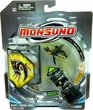Monsuno Single Pack #11 Riccoshot {S.T.O.R.M.} [1 Figure, 1 Core & 3 Cards]