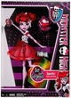 Monster High Dance Class, Gloom Beach & Dot Dead Gorgeous