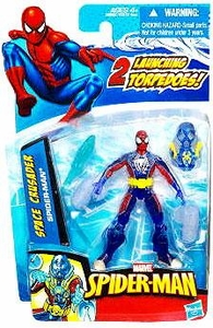 Spider-Man 3.75 Inch Action Figure Space Crusader Spider-Man