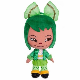 Wreck-It Ralph Movie Exclusive 9 Inch MINI Bean Bag Scented Plush Minty Zaki
